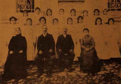 Graduates from the Kayanian School of Adapazar