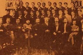 High School Graduates – Adapazar 1914