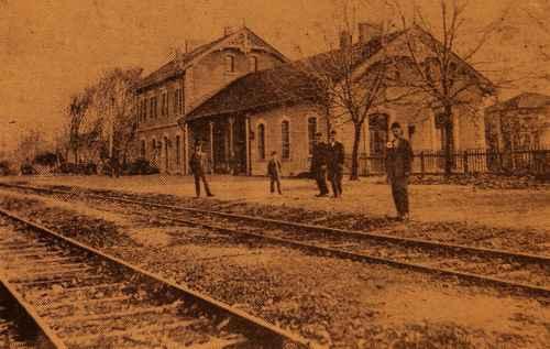 Railway station Adapazar