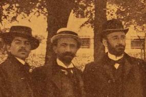 Ruben Sevag, Archag Tchobanian, Komitas
