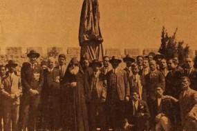 Statue honouring the Armenian Legion