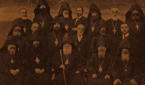 Supreme Spiritual Council of Etchmiadzin