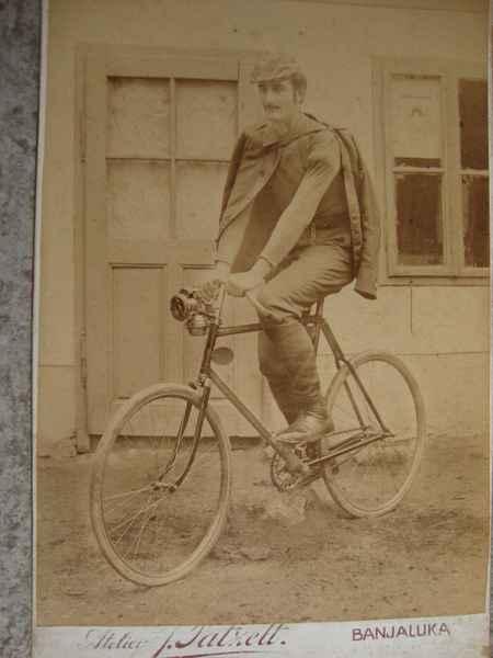 Alfred Ballian in Banja Luka