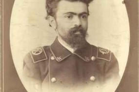 I. S. Baguinoff in Saint Petersburg in 1891
