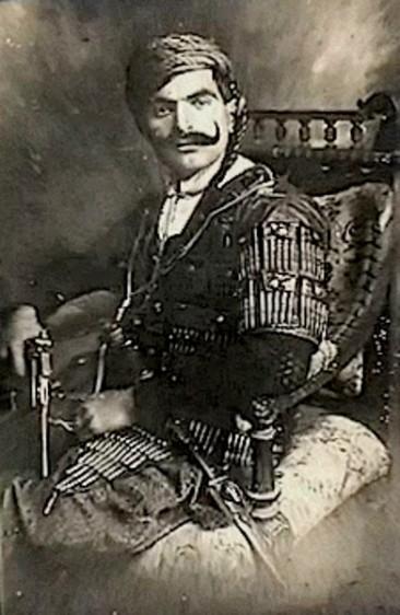 Zeytuntsi Aram Bey Tcholaqian