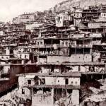 Zeytun Armenian villagetown - 1907