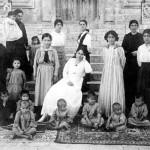 Armenian orphans - Marash 1918