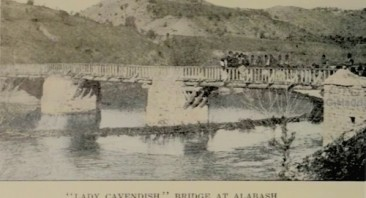 Areqine: Lady Cavendish Bridge – 1911