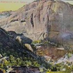 Metzen Kar between Alabash and Zeytun - 1901