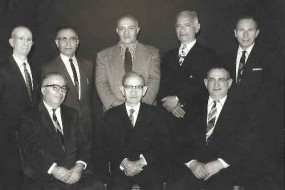 Evereg-Fenese LA board members – 1950s