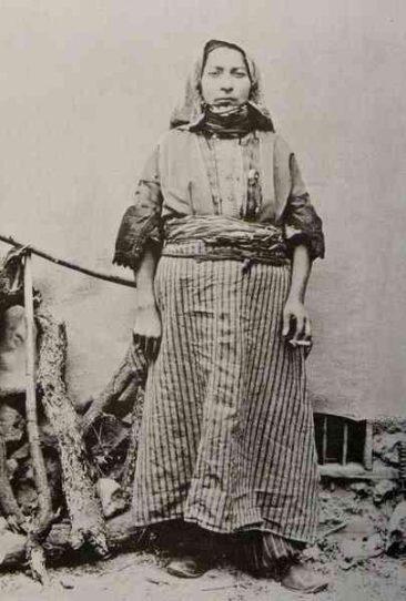 Zeytun Armenian woman – 1903
