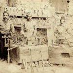 Tcholaqian family - Zeytun 1913