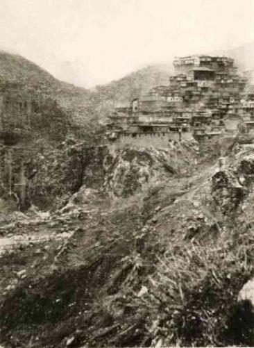 Zeytun 1914: Qarghalar quarter, Surenian fortress