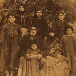 Armenian family - Dzovk