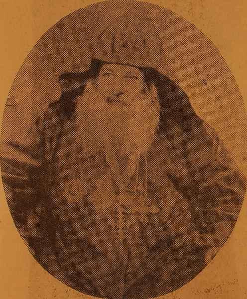 Archbishop Khoren Mkhitarian – Ourfa