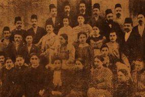 Armenian high school – Ourfa 1900