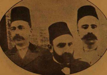 Hovhannes Voskeritchian, Aghadjan Der Bedrossian, Apraham Attarian