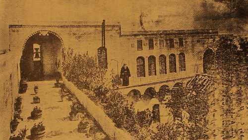 Roman Catholic Convent – Ourfa