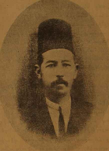 Karekine Kahana Voskeritchian – Ourfa