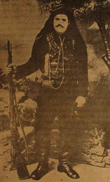 Mgerditch Yotneghperian – Ourfa