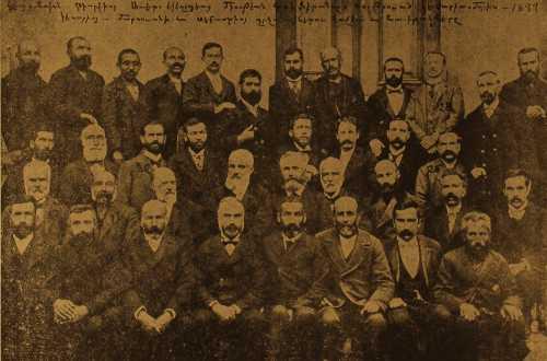 Protestant gathering – Kesaria