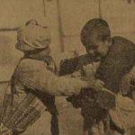 Armenian orphans in Beirut, Lebanon - 1922