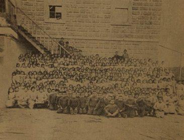 Armenian orphans