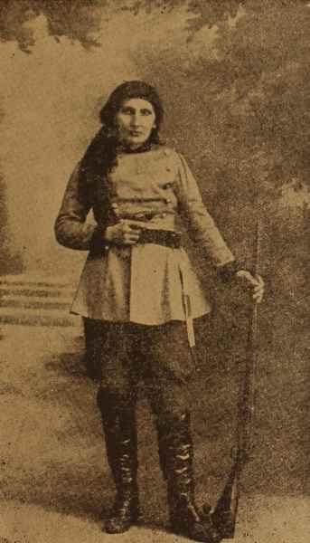 Fedayee (partisan) Mariam – Yozgat