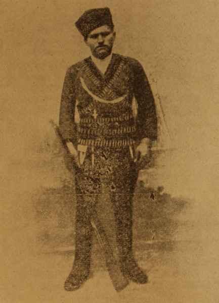Fedayee (partisan) Peniamin Torossian – Yozgat