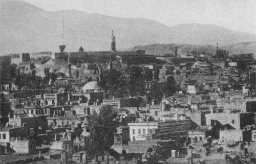 Armenian Sanassarian College – Garin 1909