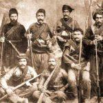 Serope Aghpure Pasha's Armenian Fedayee squad in Mush - 1899
