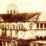 Mush, Tseronque village Armenian church c. 1903