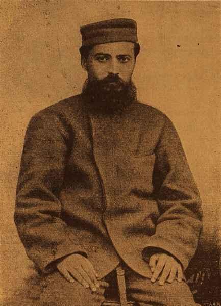 Fedayee (partisan) Sarkis Gugunian