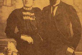 Hovnan and Hortense Tavitian