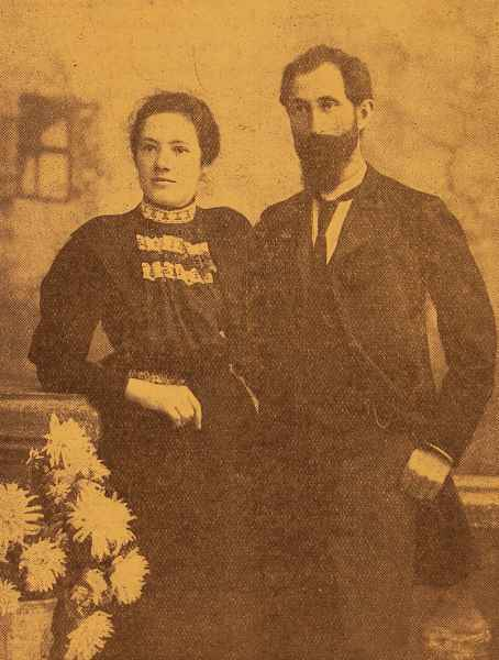 Hovnan and Hortense Tavitian