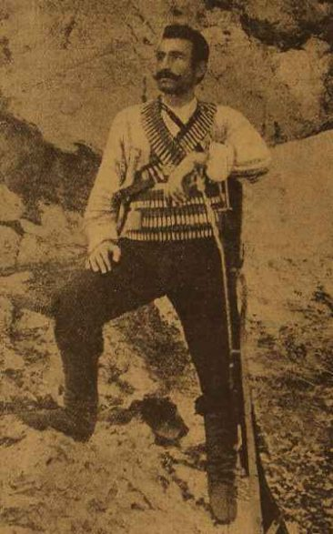 Fedayee (partisan) Kevork Chavush