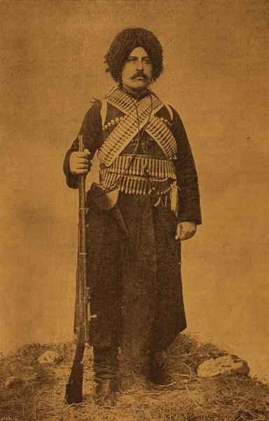 Fedayee (partisan) Sevkaretsi Sako
