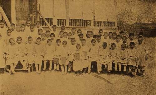 Gandzak Armenian orphanage – Elizabethpol