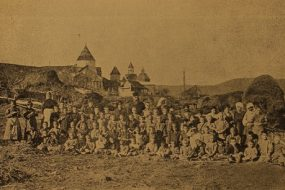 Orphanage – Sanahin