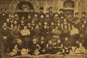 Refugee School in Gyumri