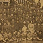 Sassoun Armenian orphans in Gyumri