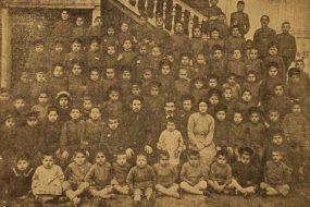 Sassoun Armenian orphans – Aleksandropol (Gyumri)