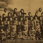 Kars Armenian orphans in Gyumri