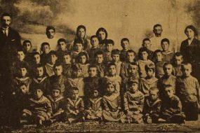 Kars Armenian orphans – Aleksandropol (Gyumri)