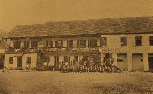 Dilijan Armenian orphanage