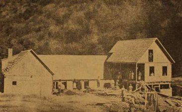 Factory in Dilijan
