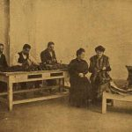Refugees shoemakers - Tiflis