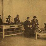 Refugees shoemakers - Tiflis