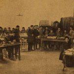 Confectionery workshop for refugees - Tiflis