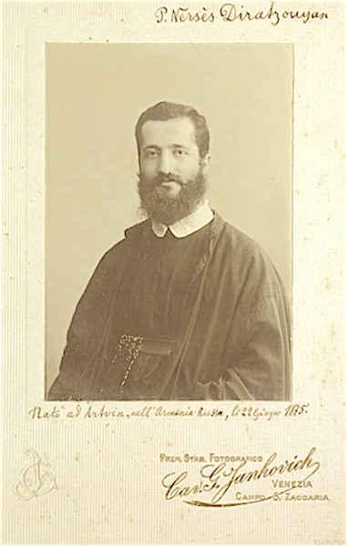 Father Nerses Diratzouyan